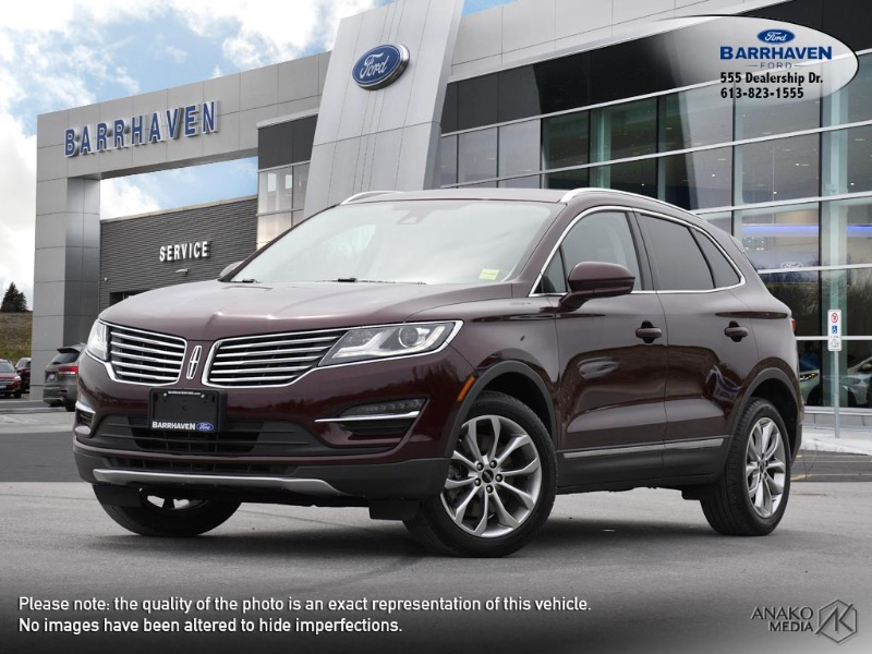 Used 2018 Lincoln MKC Select M9395